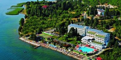 Хотелско сместување во Македонија